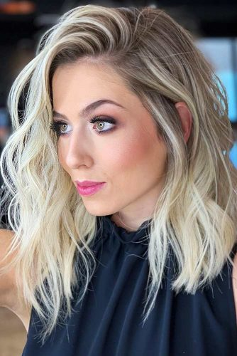 Platinum Ice Blonde Ideas #blondehair #balayage