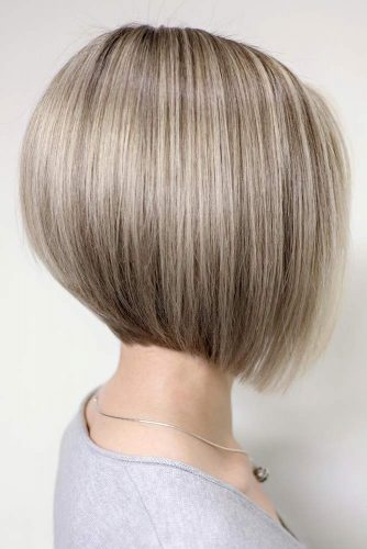 A line Bob Haircut picture2