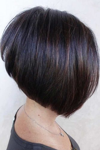 A line Bob Haircut picture1
