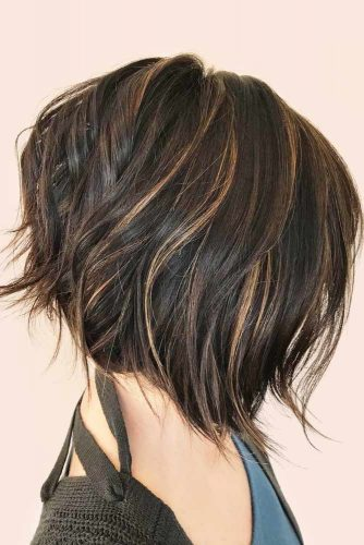 Textured Bob Haircut picture2