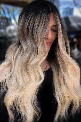 Blonde with Dark Roots picture2