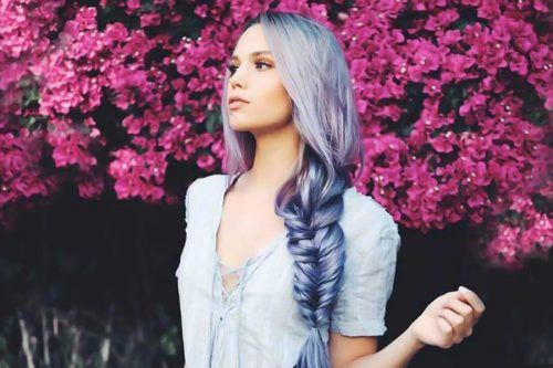 Best Nature Ideas Colors of Blue Flowers for Your Hair