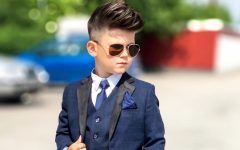 Really Cute Boys Haircuts For Your Little Men