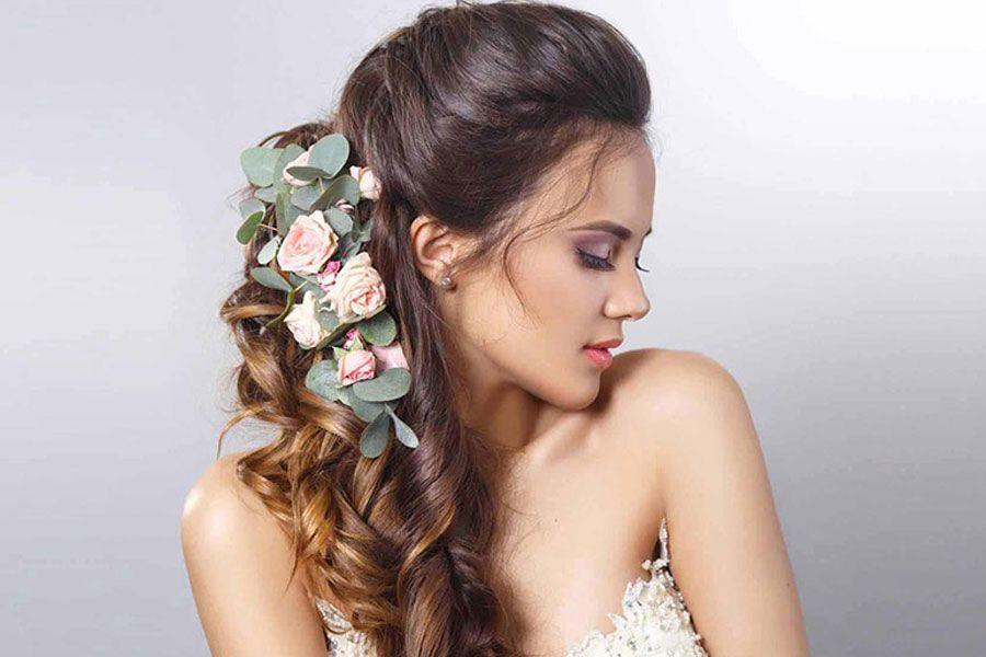Ideas Of Half Up Half Down Wedding Hairstyles