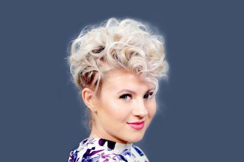 Easy Tutorials To Create Really Cool Updos For Short Hair