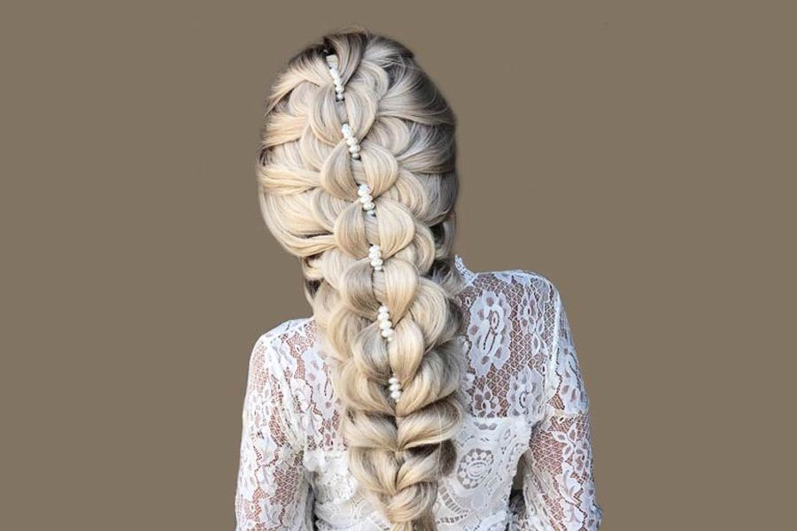 Boho Wedding Hairstyles To Inspire Your Wild Heart