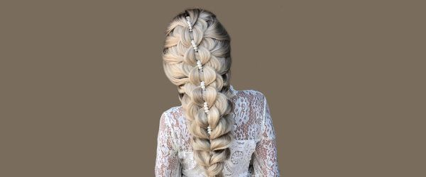 30 Boho Wedding Hairstyles To Inspire Your Wild Heart