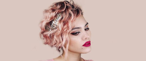 3 Easy Tutorials To Create Really Cool Updos For Short Hair
