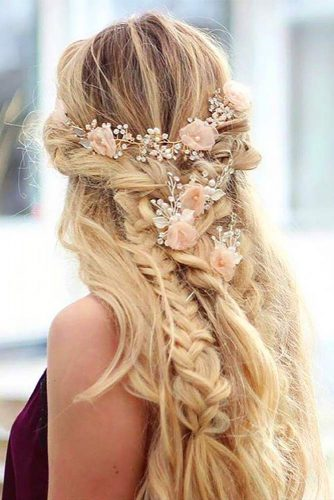 Gorgeous Wedding Hairstyles With Accessories picture 5
