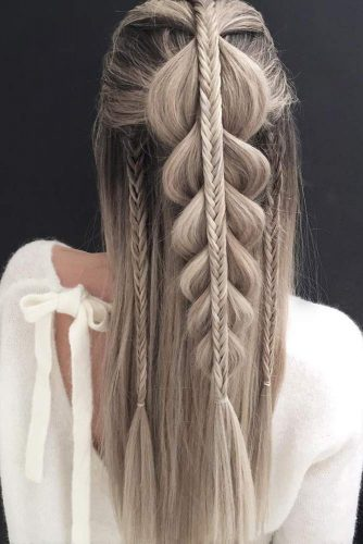Braided Wedding Hairstyles picture 5