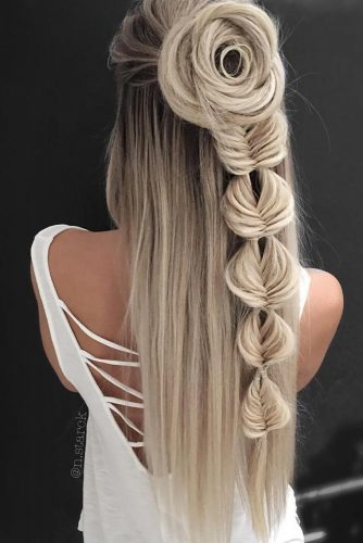 Braided Wedding Hairstyles picture 2