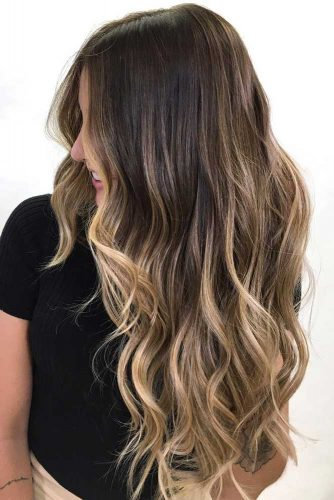Black Hair Ombre picture1