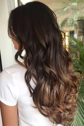 Black Hair Ombre picture3
