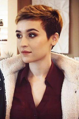 Short Pixie #haircutsforwomen #womenhaircuts #haircuts #pixiehaircut