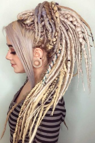 Dreadlocks Ponytail Hairstyle picture1
