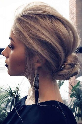 Easy Low Bun For A Stunning Look picture 2