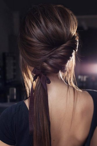Trendy Ponytail For Stylish Girls picture 2