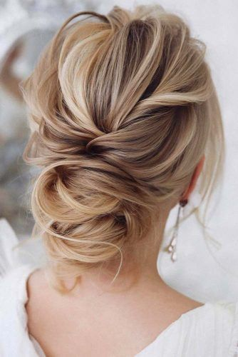 Fancy Updos For Modern Girls #formalhairstyles #hairstyles #updohairstyles