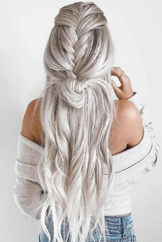 Cool Ideas Of French Braid Hairstyles picture2