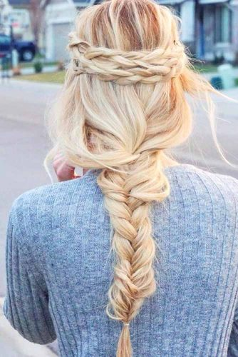 Half-Up Braided Hairstyles picture2