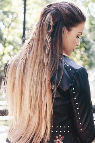 Braided Hairdos For Long Hair picture2