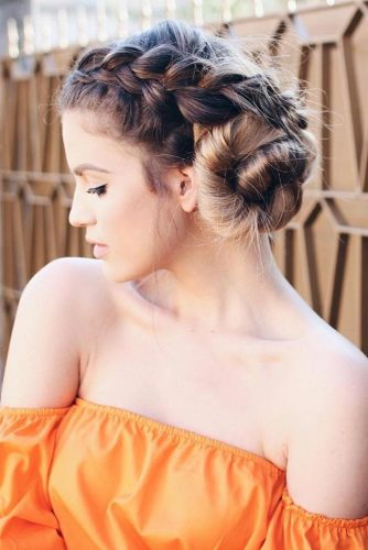 Braided Hairdos For Long Hair picture3