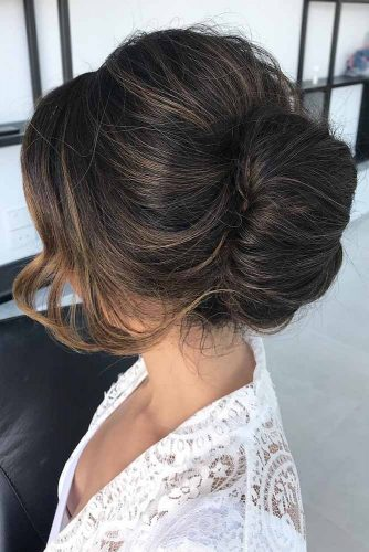 French Twist For Long Hair picture1