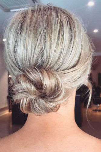 Updo Hairstyles For Medium Hair picture1