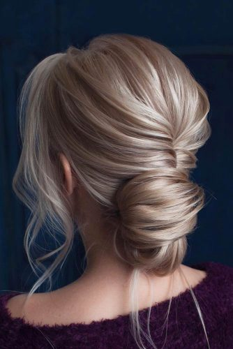 Loose Romantic Updos picture 3