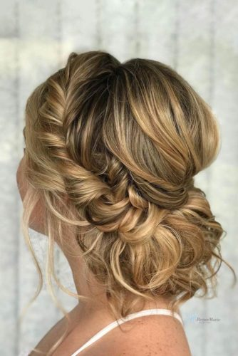 Loose Romantic Updos picture 2