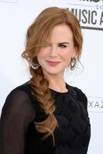 Side Braid #redhair #haircolor