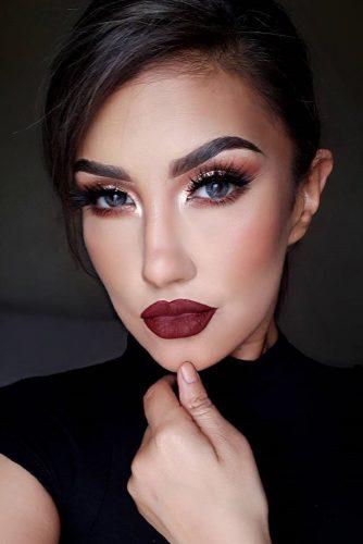 Burgundy Color Lipstick picture2