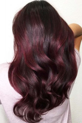 Burgundy Hair Is It For You picture3