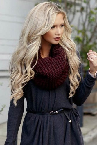 Burgundy Color Accessories picture3
