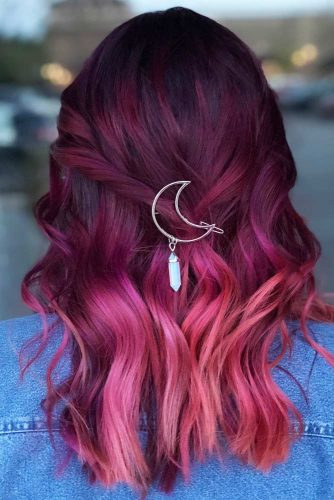 Burgundy Hair Is It For You picture2