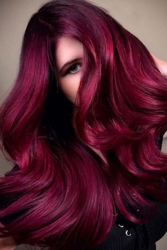 Burgundy Hair Is It For You picture1