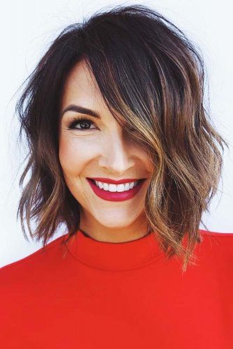 Bob Cuts Waves #wavyhair #bob