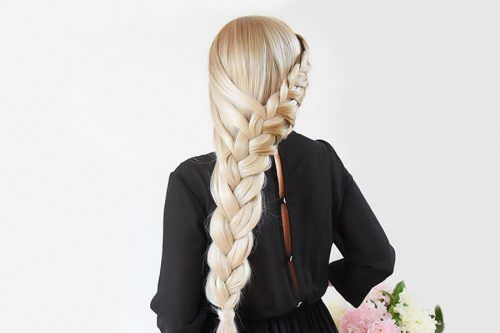 Not-Boring French Braid Hairstyles For Any Hair Type