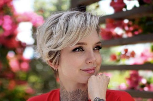 Pixie Hairstyles For Thick And Thin Hair