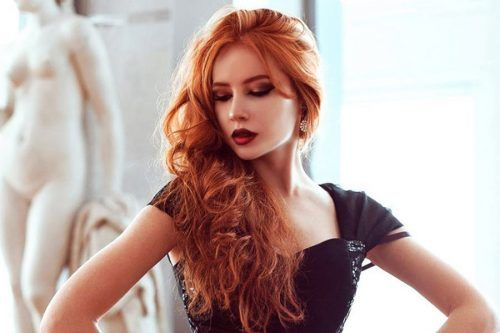 Sexy Redhead Girls Pics To See Popular Hair Colors