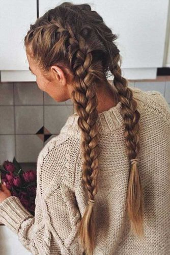 French Two Braids picture2