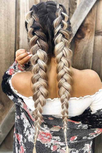 Cool Hairstyles Ideas To Try Blonde #brunette #braids #longhair #blondehair