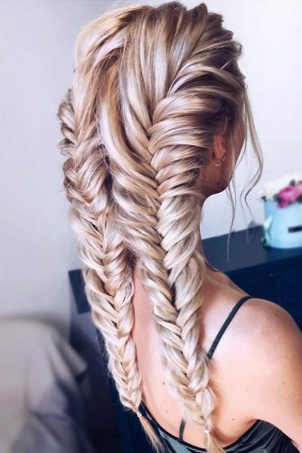 Classic Simple Braids Ideas Fishtail #braids