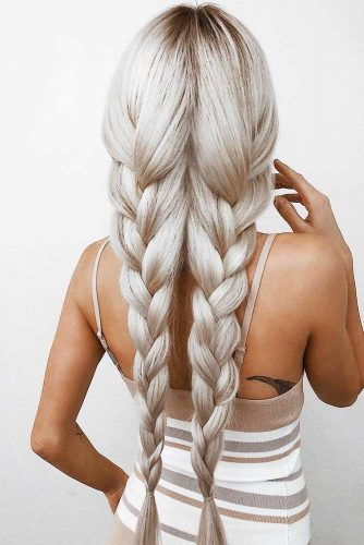 Classic Simple Braids Ideas French #braids