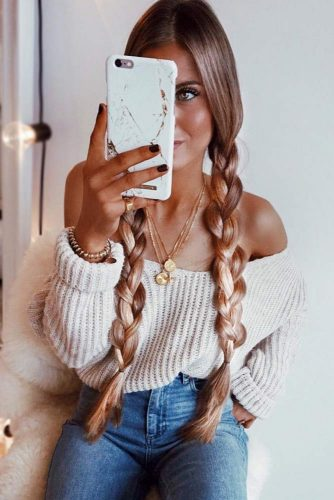 French Two Braids picture1