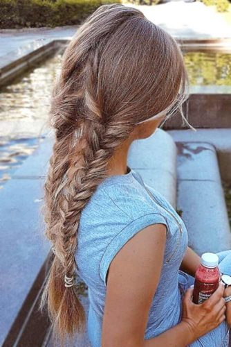 Fishtail Double Braids picture3