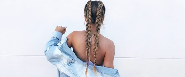 From French To Box: 21 Two Braids Styles