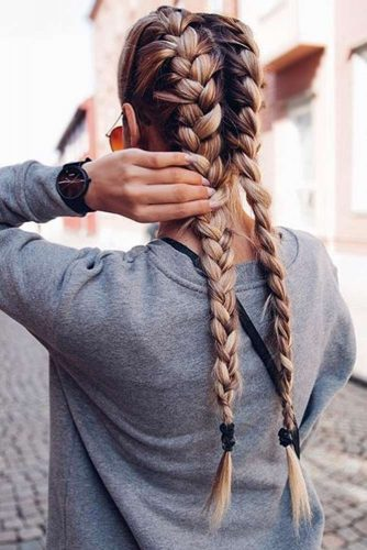 French Two Braids picture3