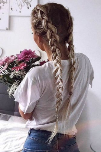 Dutch Braid Styles picture3