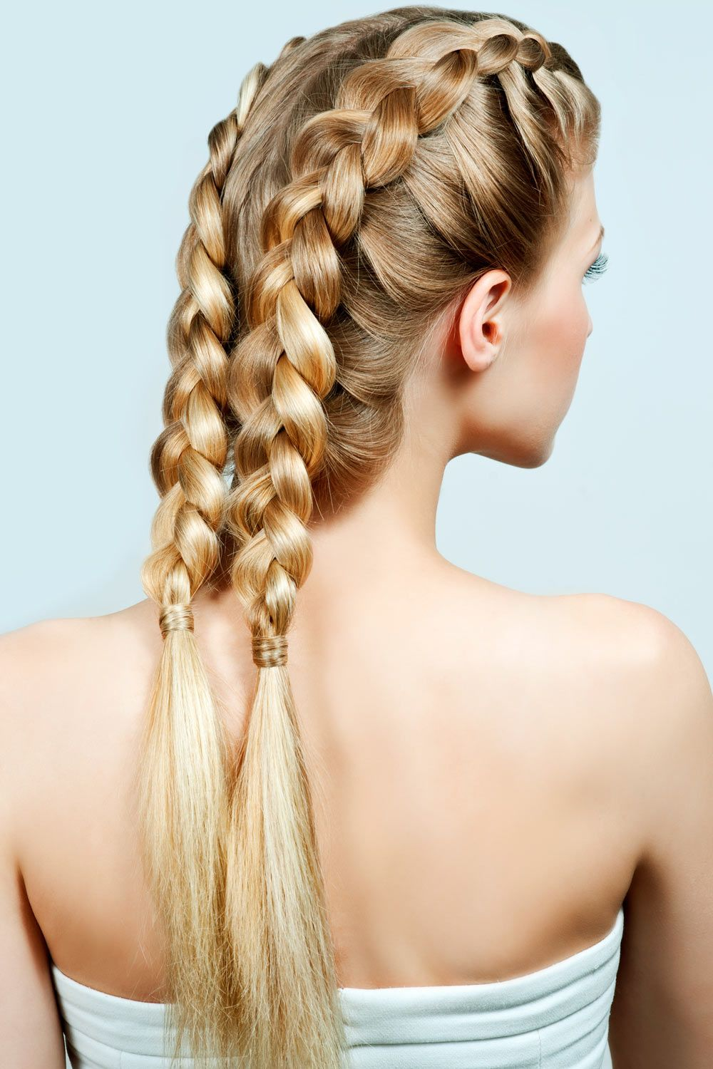 Dutch Braid Styles